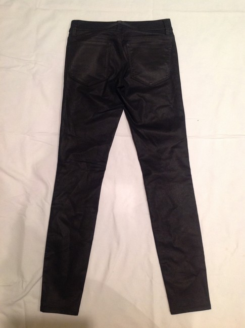 Ann Taylor Skinny Jeans-Coated