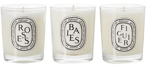Diptyque Brand New - Diptyque Mini Candle Trio