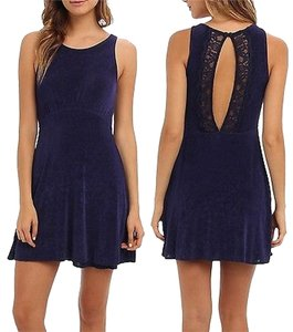 Free People short dress Lady Jane Fit & Flare on Tradesy