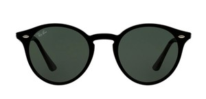 Ray-Ban Black Rounded Ray Ban Sunglasses - RB 2180 - FREE 3 DAY SHIPPING