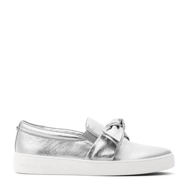Item - Silver Willa Slip-on Mules/Slides Size US 5.5 Regular (M, B)