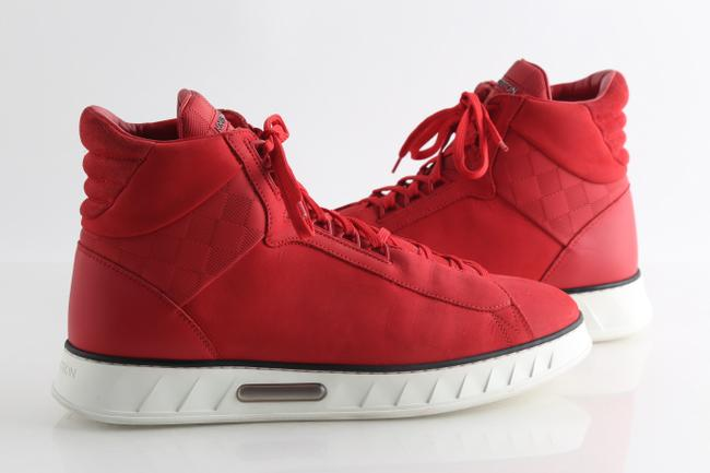 Item - Red Streetlight Sneaker Boots Shoes