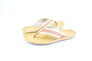 Louis Vuitton Yellow * Waterfront Slippers Shoes