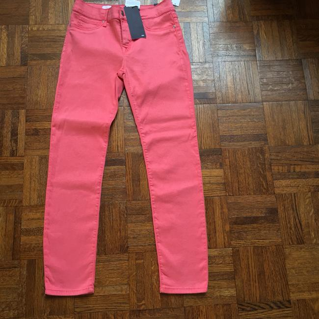 Item - Coral Pink 1969 Legging Low Rise Superstretch Skinny Jeans Size 32 (8, M)