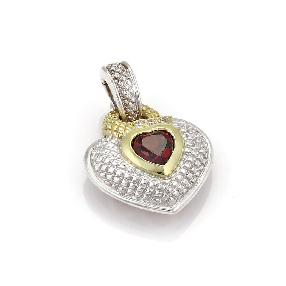 pendant heart and petite royal ripka product judith categories crystal category pink jewelry ampc twin jewelers la necklace