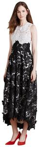 Anthropologie Lace Hi Lo Formal Holiday Maxi Dress