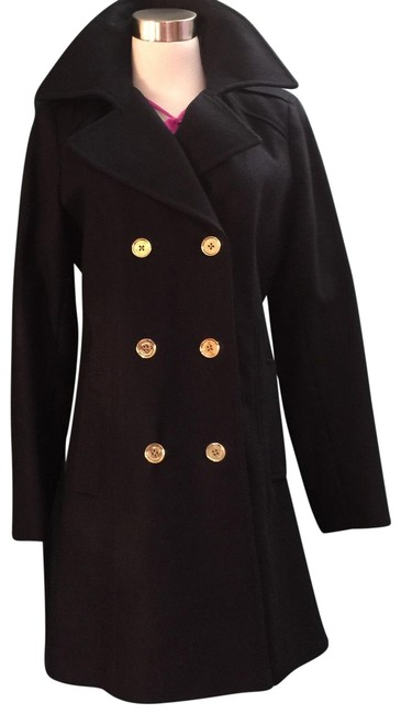 Item - Navy Blue Coat Size 8 (M)