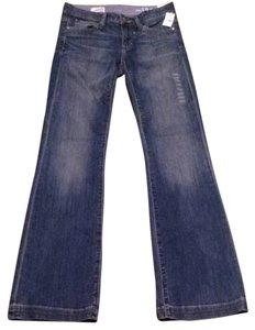 Gap Long Lean 1969 Flare Leg Jeans-Medium Wash