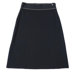 Salvatore Ferragamo Skirt Black