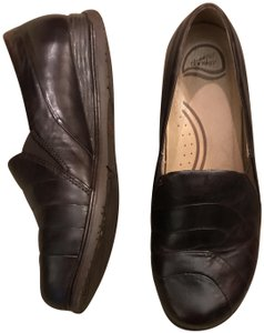 Dansko Dark Brown Flats