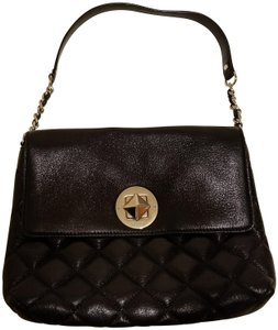 Kate Spade Quilted Leather Like New Shoulder Bag