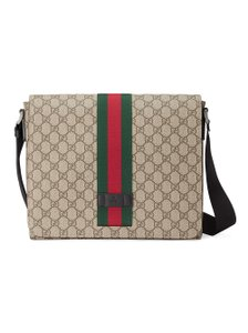 Gucci Web Gg Marmont Dionysus beige multi Messenger Bag