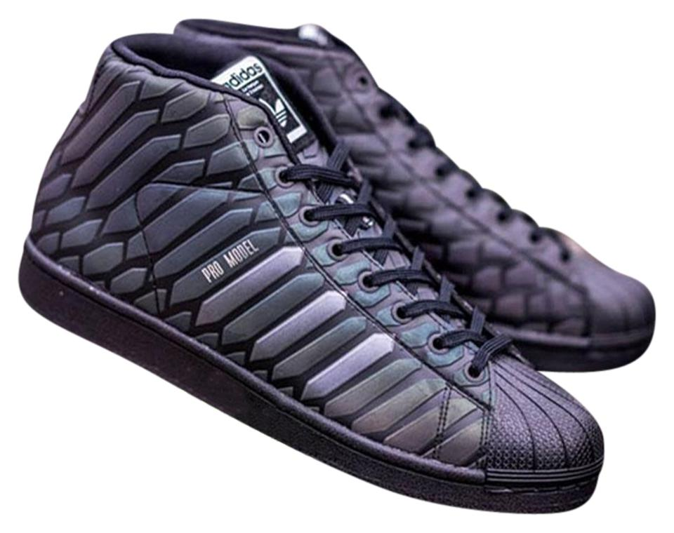 adidas Core Black Xeno / Ftw White Model Xeno Black Pack Sneakers For Men Sneakers f10b59