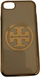 Tory Burch Tory Burch Metallic Soft Shell Case iPhone 7