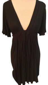 Soprano short dress Black Tie Little Empire Waist on Tradesy