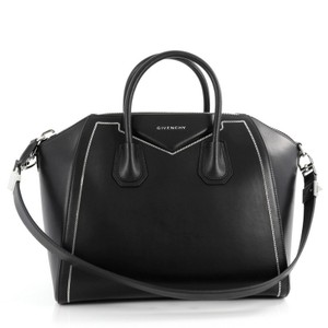 Givenchy Leather Tote in Black