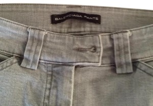 Balenciaga Straight Leg Jeans-Light Wash