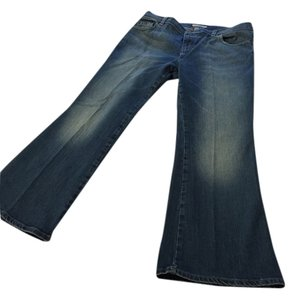Tommy Hilfiger Boot Cut Jeans-Light Wash