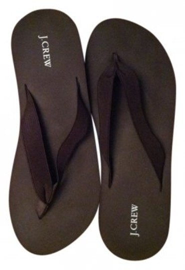 J.Crew Chocolate Brown Sandals