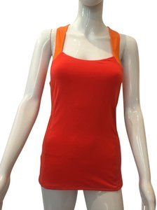 Alo Racerback athletic yoga self bra tank top