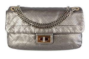 Chanel Chain Classic 2.55 Crossbody Leather Shoulder Bag