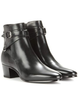 Saint Laurent Ysl Designer black Boots