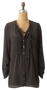 Anthrolopologie Top Black