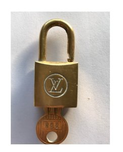 Louis Vuitton Authentic Lock And Key