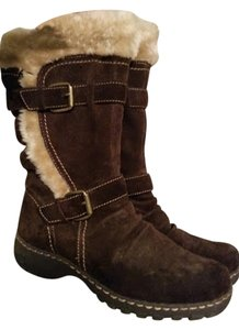 Bare Traps Suede Warm brown Boots