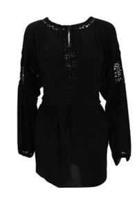 Gold Hawk Night Out Evening Lace Silk Couture Trader Dress