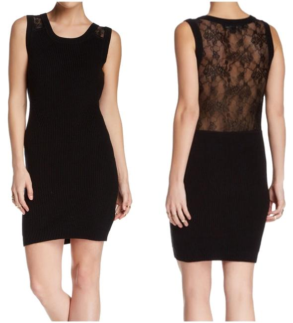 Preload https://item4.tradesy.com/images/french-connection-black-knit-lace-sleeveless-above-knee-night-out-dress-size-4-s-2245958-0-0.jpg?width=400&height=650