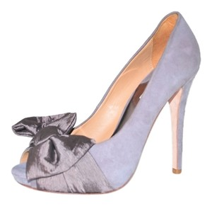Badgley Mischka BEIGE Pumps