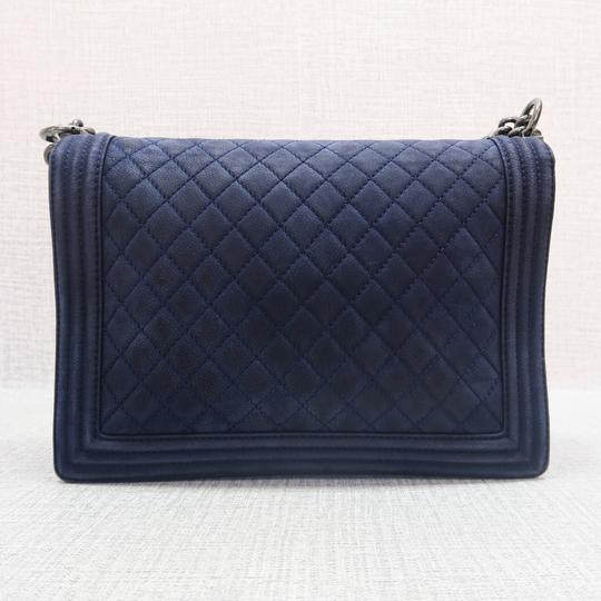 2cca1cad917b0f Chanel Boy Bag Large Blue | Stanford Center for Opportunity Policy ...