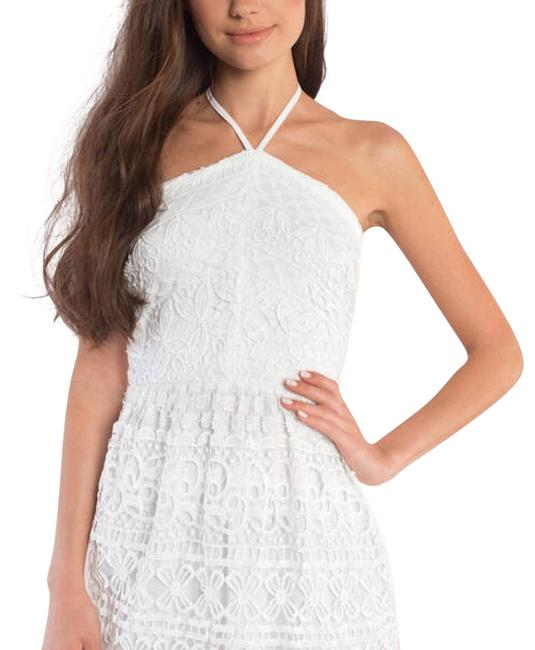 Preload https://img-static.tradesy.com/item/22459912/tobi-white-lace-halter-skater-short-casual-dress-size-0-xs-0-1-650-650.jpg