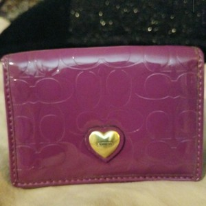 Coach Authentic Coach coin wallet