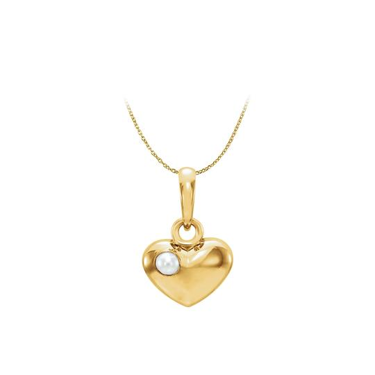 Preload https://img-static.tradesy.com/item/22459965/white-yellow-freshwater-cultured-pearl-puffed-heart-pendant-vermeil-necklace-0-0-540-540.jpg
