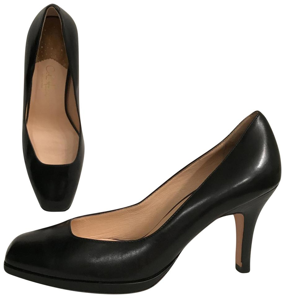 47bbb0301aa Cole Haan Black Leather Nike Air Comfort Cushioned Pumps Size US 8 Regular  (M, B) 81% off retail