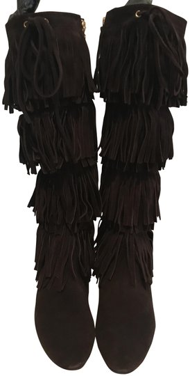 Preload https://img-static.tradesy.com/item/22460452/michael-michael-kors-brown-tall-suede-fringe-bootsbooties-size-us-8-regular-m-b-0-1-540-540.jpg