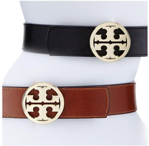 "Tory Burch Tory Burch 1"" reversible belt- Size Large"