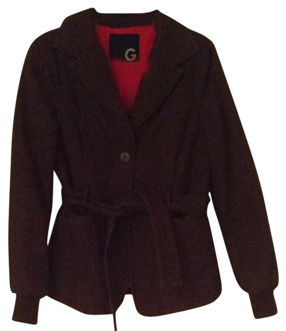 Preload https://item1.tradesy.com/images/g-by-guess-coat-brown-2246055-0-0.jpg?width=400&height=650