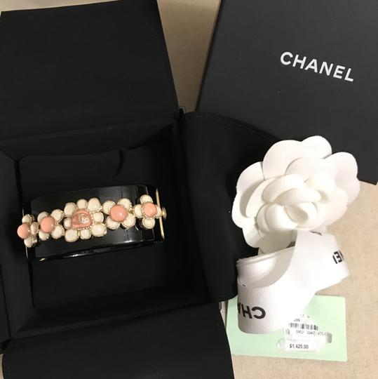 Chanel Chanel Camellia Flower Bracelet with tag