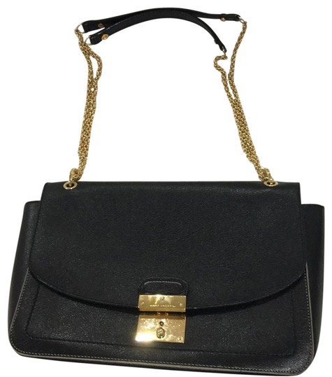 Preload https://img-static.tradesy.com/item/22460699/marc-jacobs-black-with-gold-hardware-includes-dust-leather-cross-body-bag-0-1-540-540.jpg