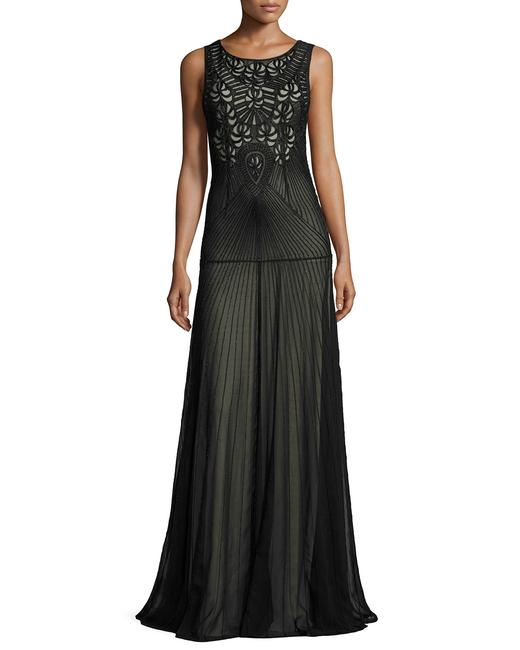 Preload https://img-static.tradesy.com/item/22460711/alice-olivia-and-sleeveless-beaded-tulle-gown-long-cocktail-dress-size-4-s-0-0-650-650.jpg