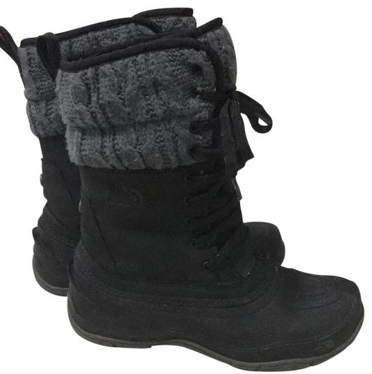 Preload https://img-static.tradesy.com/item/22460729/the-north-face-black-with-grey-top-shellista-mid-bootsbooties-size-us-55-regular-m-b-0-1-540-540.jpg