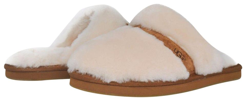 UGG Australia Natural Women's Dalla Slippers 1017549 BootsBooties Size US 8 Regular (M, B)