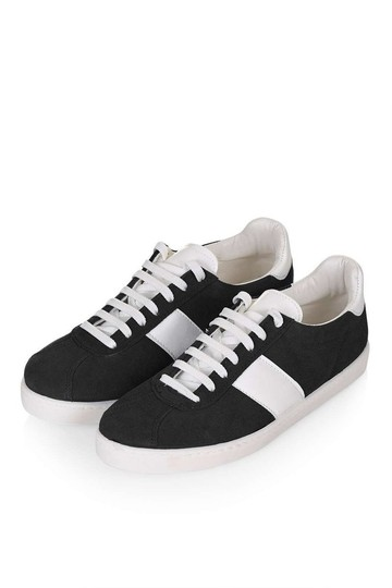 Topshop Black/White Athletic