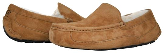 Preload https://img-static.tradesy.com/item/22460989/ugg-australia-chestnut-men-s-ascot-moccasin-slippers-5775-bootsbooties-size-us-9-regular-m-b-0-1-540-540.jpg