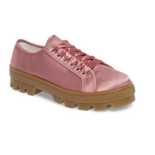 Preload https://img-static.tradesy.com/item/22461003/topshop-pink-clover-satin-women-s-military-sneakers-sneakers-size-us-75-regular-m-b-0-0-540-540.jpg