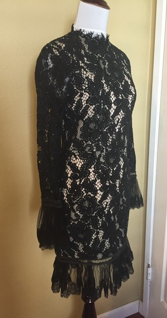 Alexis Lace Bell Sleeve Nicole Dress
