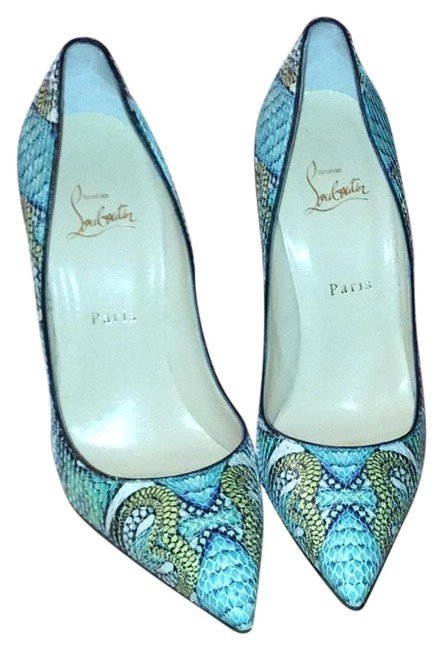 Item - Python Multi Colored 1150929 Pumps Size EU 40 (Approx. US 10) Narrow (Aa, N)
